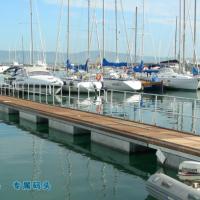 混凝土浮码头设计,升级