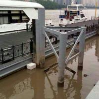 混凝土浮动防波堤