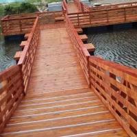 木结构码头