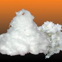 立式镀锌线保温棉硅酸铝纤维散棉防火隔热耐高温散棉