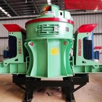 广州沃力机械 广西河池制砂机 节能研发