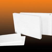 高温热处理炉衬里隔热板耐高温陶瓷纤维板背衬保温板施工