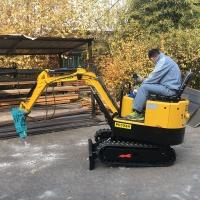 微型小挖机全新农用小型挖掘机 小型履带挖掘机
