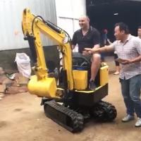 厂家直销微型小挖机全新农用小型挖掘机 小型履带挖掘机
