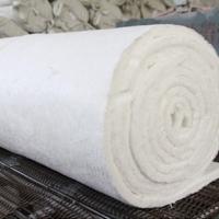 山东窑炉保温硅酸铝针刺毯耐高温设备绝热毯