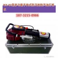 手持式植桩机操作简便《国内一线品牌》冀虹WX80一体式打桩机
