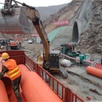 长沙隧道救援通道800逃生管道应用