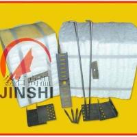 热处理炉耐火层炉衬材料硅酸铝纤维模块厂家负责施工安装费用低