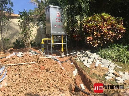 海南万亩度假区楼盘系违建 上千购房者被断水断电