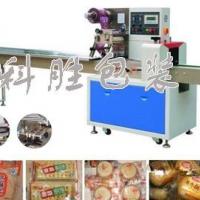 科胜450型枕式包装机丨面包包装机