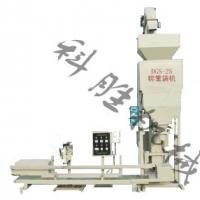 科胜DGS-25颗粒包装机丨冲施肥包装机