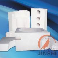 设计订做工业炉耐火硅酸铝纤维异形件大小头陶瓷纤维模块