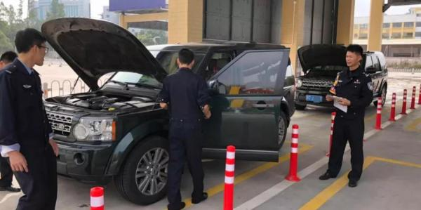 克隆路虎街头同时现身 警方查出两车主还是兄弟