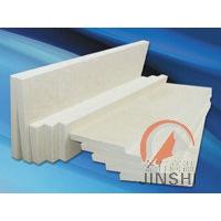 硅酸铝挡火板窑炉炉门窑车耐火耐高温陶瓷纤维板供应