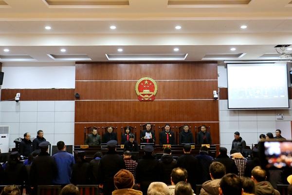 湖南一团伙组织9名中越妇女卖淫 一审最高获刑9年