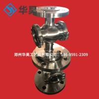 HGS07硼硅钢化玻璃管道视镜