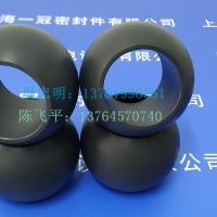 填充改性四氟密封球阀 气动隔膜泵密封球 铁氟龙四氟球可订制