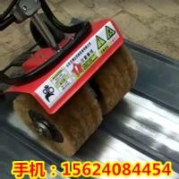 【山东百瑞达厂家】220v手推式轻便型电动彩钢瓦除锈机