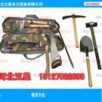 山东应急防洪工具包(迷彩厚帆布)多功能抢险组合工具包图片
