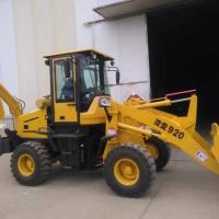 液压两头忙挖掘装载机 一机多用液压挖掘装载机 农用铲车装载机