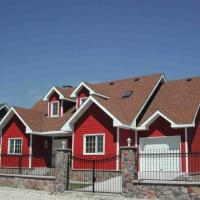 祥晟企业轻钢别墅  高端品质赢得市场一致信赖