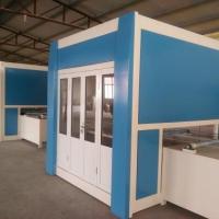 外墙装饰一体板设备喷涂设备多功能可达到客户各种要求