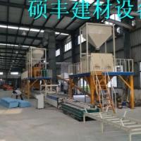 FS免拆建筑模板设备硕丰建材设备行业