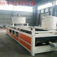 流淌式水泥基匀质板生产线与模发匀质板设备的区别