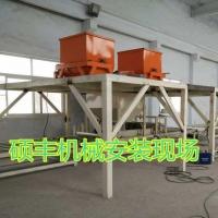 水泥基匀质板设备与多片锯匀质保温板设备不同处之匀质板搅拌机