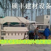 专业定制珍珠岩保温板设备压板机珍珠岩防火门芯板设备