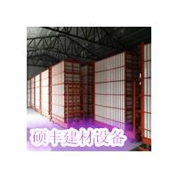 轻质隔墙板设备聚苯颗粒水泥复合夹芯隔墙板的自动化设备厂