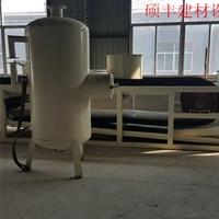 箱式匀质板模压式成型方法之模压水泥基匀质板设备区别
