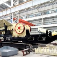 建筑垃圾一站式移动破碎机 郑州建筑垃圾消纳场建设JYX76