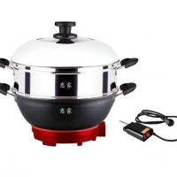 防水电热锅使用方法介绍