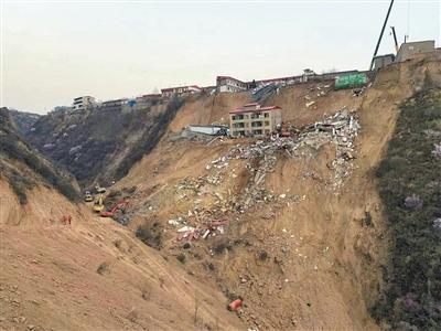 山西滑坡区域非采煤沉陷区 曾确认非灾害隐患点