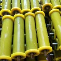 矿用聚氨酯地滚轮/地滚 尼龙地滚