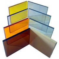 3-15mm厚度透明防静电PC板