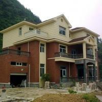 新型建筑轻钢别墅的优点介绍