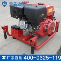 移动消防泵原理 天盾移动消防泵价格