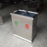 供应石狮市不锈钢垃圾桶、分类垃圾桶、户外垃圾箱