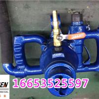 陕西ZQS-30/2.5手持式气动钻机,钻机安装使用方法