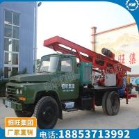 效率HF-150反循环钻机 大口径打井机 车载水井钻机