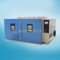 阐述步进式高低温试验箱的特点