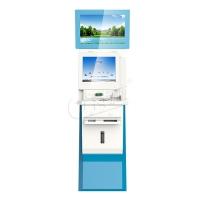 景区取票机,景区自动取票机,景区自动售取票机—钱林