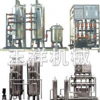 超滤矿泉水生产设备,反渗透桶装纯净水生产设备价格多少钱