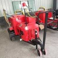 100升灌缝机  路面修补沥青灌缝机