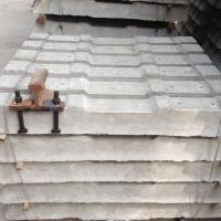 矿用30公斤水泥轨枕,螺栓固定式水泥轨枕
