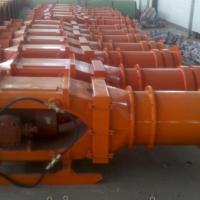 宁夏型号齐全KCS-225D矿用湿式除尘风机