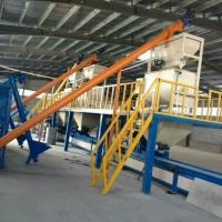 新款玻镁装饰板生产线设备厂家A装饰板码垛机价格