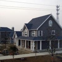 祥晟企业轻钢别墅 不断改进创新打造绿色美好人居